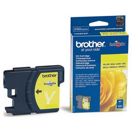 TINTA BROTHER LC1280Y AMARILLO