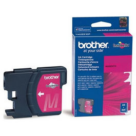 TINTA BROTHER LC800M AMARILLO