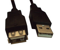 Cable USB Ext.2.0 1.80m