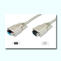 Cable Ext.Monitor HD15M/H  1.80m AK-310200-018-E