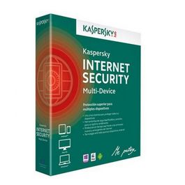 ANTIVIRUS KASPERSKY INTERNET SECURITY MULTI DEVICE 2017 - 5 LICENCIAS / 1 AÑO - SEGURIDAD SERVICIOS BANCARIOS - CONTROL PARENTAL - PC / MAC / ANDROID