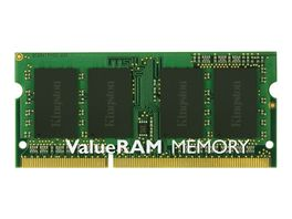 SODIMM DDR3 2GB/1600MHz KINGSTON  -Model: KVR16S11S6/2