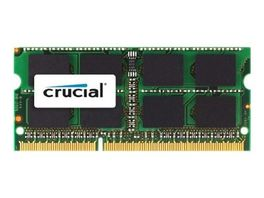 SODIMM DDR3L 4GB /16000MHz CRUCIAL PC3-12800 CL11 1.35 V -Model: CT51264BF160B