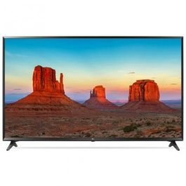 TV LED LG 55UK6100PLB - 55 pulgadas/139CM UHD 3840X2160 - 1600HZ PMI - HDR - DVB-T2/C/S2 - SMART TV - LAN - WIFI - BT - 3XHDMI - 2XUSB