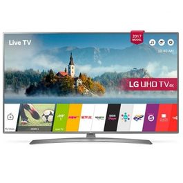 TV LED LG 55UJ670V - 55 pulgadas/139CM - UHD 4K 3840X2160 - HDR HDR 10 / HDR-HLG - SMART TV - AUDIO 20W - WIFI - BT - 4XHDMI - 2XUSB