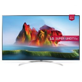 TV LED LG 55SJ810V - 55 pulgadas/139CM IPS - SUHD 4K 3840x2160 - HDR DOLBY VISION / HDR 10 / HDR-HLG - SMART TV - AUDIO 20W - WIFI - BT - LAN - 4xHDMI - 3xUSB