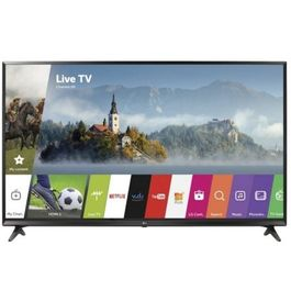 TV LED LG REACONDICIONADO 55UJ630V - 55 pulgadas/139.7CM - UHD 4K 3840X2160 IPS - SMART TV - AUDIO 20W - WIFI - BT - MIRACAST - 3XHDMI - 2XUSB