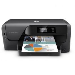 IMPRESORA HP WIFI OFFICEJET PRO 8210 - 22/18 PPM ISO - 1200X1200PPP - DUPLEX - EPRINT/AIRPRINT - USB2.0 - ETHERNET - CART. 953 BK/C/M/Y /XL