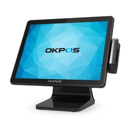 OKPOS OPTIMUS 15 J1900 2 Ghz 2GB 64GB Capacitivo Negro