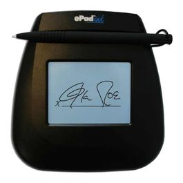 CAPTURADOR DE FIRMAS Epadink/Int USB VP9805 - VP9805.